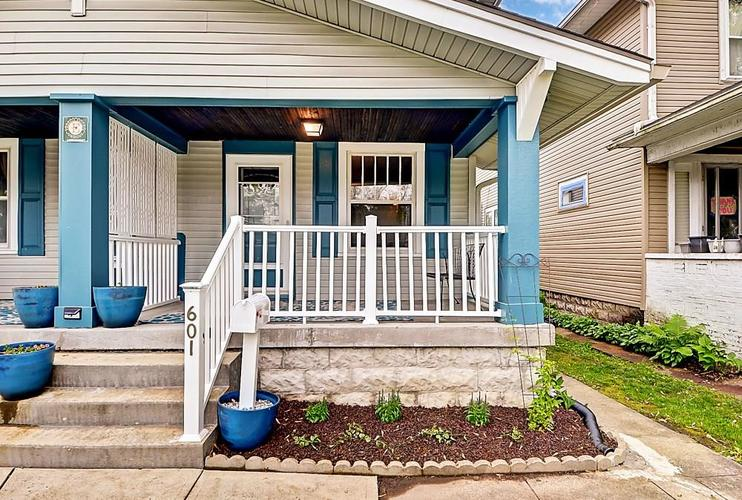 601 N Wallace Street Indianapolis IN 46201 | MLS 21711914 | photo 1