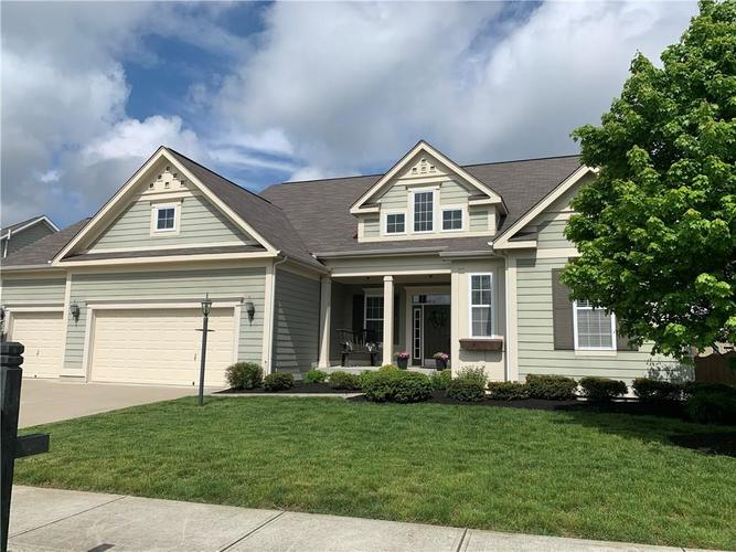 13668 Blooming Orchard Dr Drive Fishers IN 46038 | MLS 21711970 | photo 4