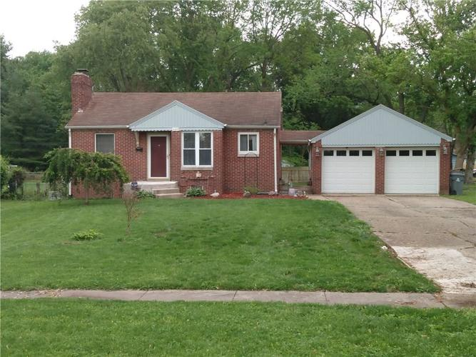 4407 Millersville Road Indianapolis IN 46205 | MLS 21711992 | photo 1