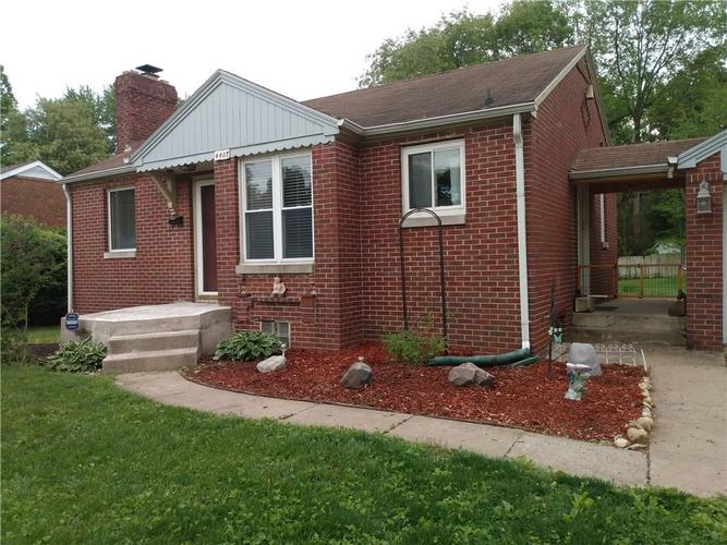 4407 Millersville Road Indianapolis IN 46205 | MLS 21711992 | photo 2
