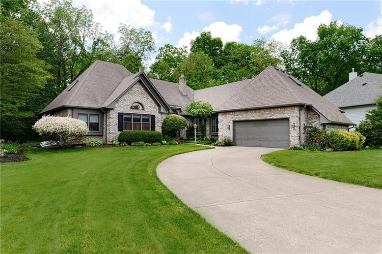 7414  Campfire Run Indianapolis, IN 46236 | MLS 21712069