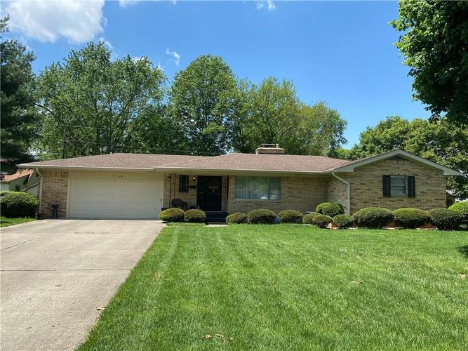 7136 Linden Drive Indianapolis IN 46227 | MLS 21712111 | photo 1