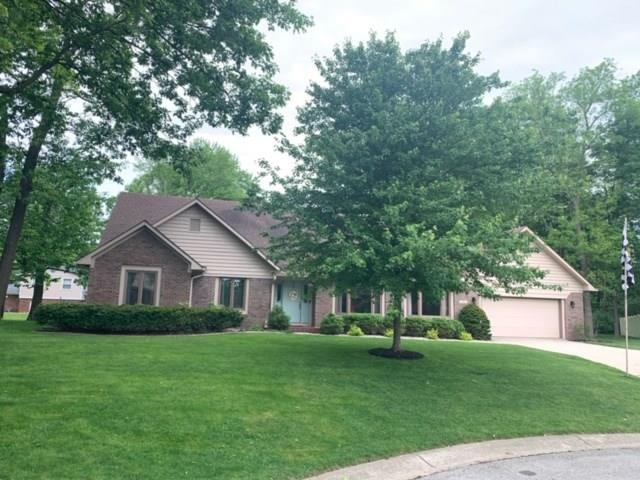 399 Nottinghill Court Indianapolis IN 46234 | MLS 21712132 | photo 1