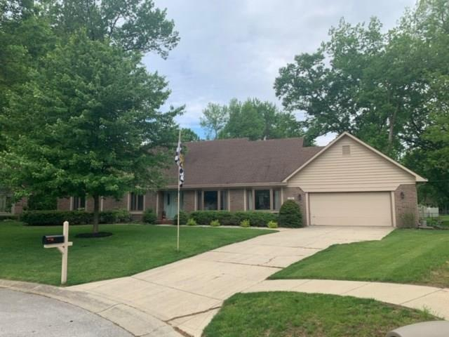 399 Nottinghill Court Indianapolis IN 46234 | MLS 21712132 | photo 2
