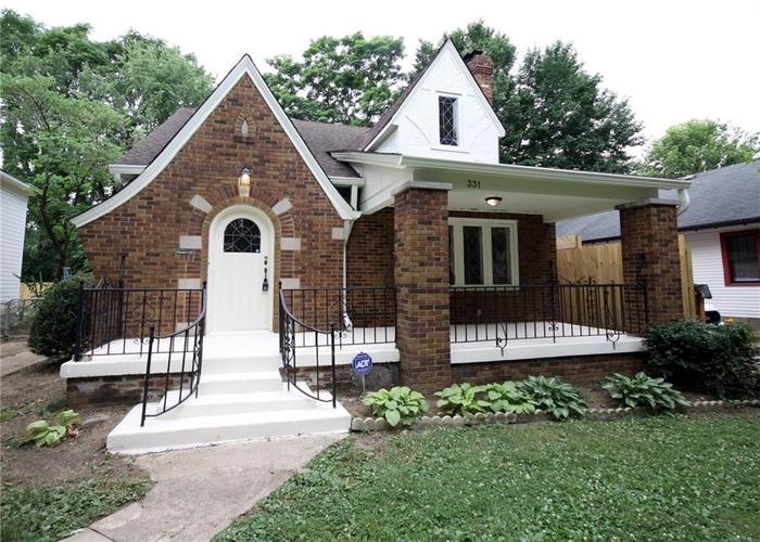 331 W 44TH Street Indianapolis, IN 46208   MLS 21712155