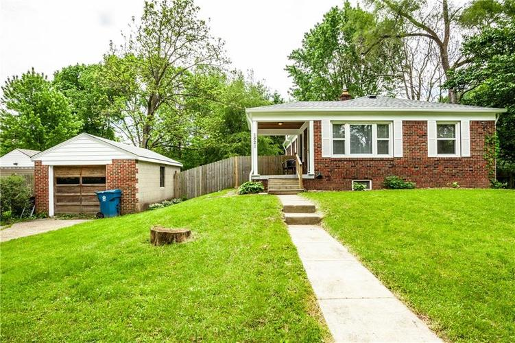 1821 E 68th Street Indianapolis IN 46220 | MLS 21712172 | photo 1