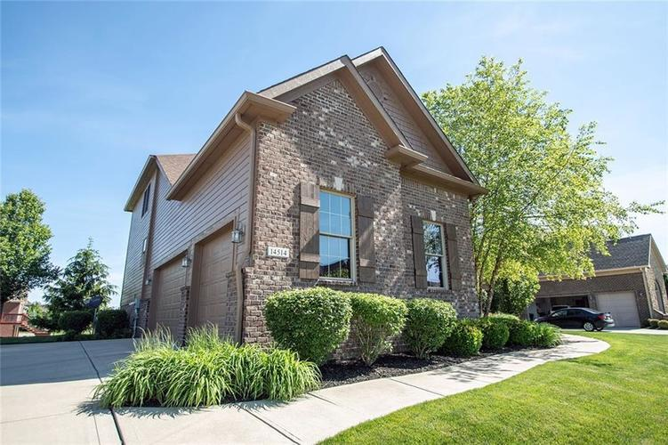14514 Copper Springs Way Fishers IN 46040 | MLS 21712182 | photo 3