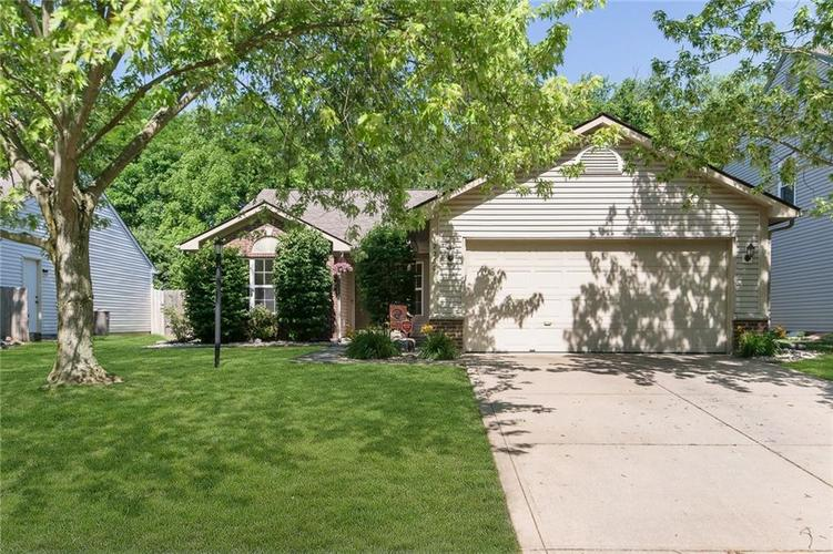 12280 Blue Sky Drive Fishers IN 46037 | MLS 21712450 | photo 1