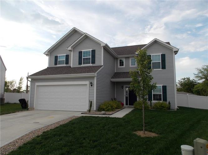 7508 Pippen Court Camby IN 46113 | MLS 21712461 | photo 1