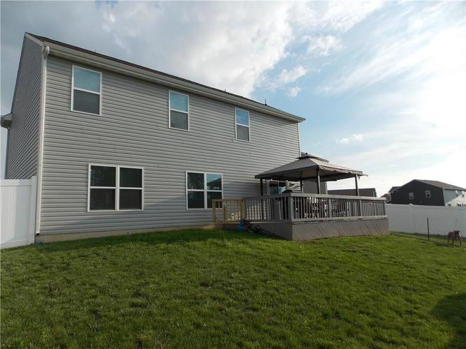 7508 Pippen Court Camby IN 46113 | MLS 21712461 | photo 7