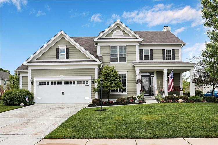 12256 Westmorland Drive Fishers IN 46037 | MLS 21712525 | photo 1