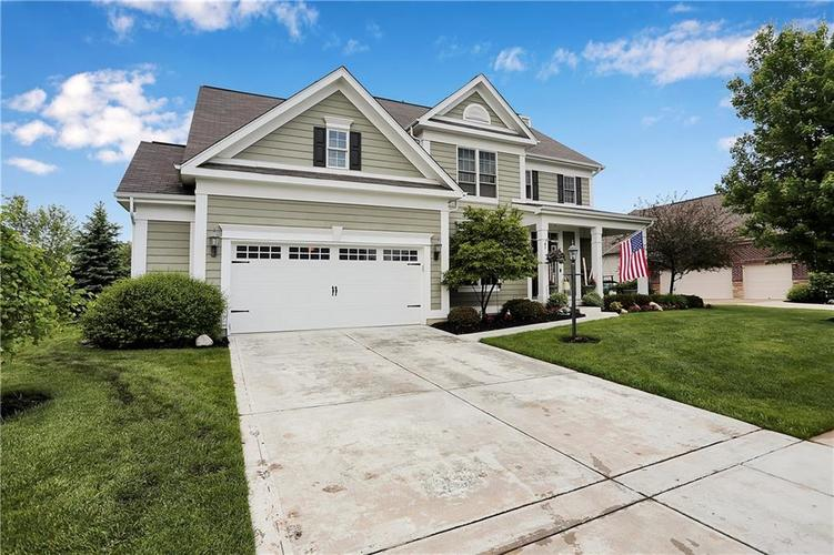 12256 Westmorland Drive Fishers IN 46037 | MLS 21712525 | photo 2