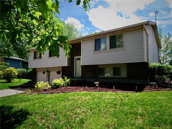 3223 Corey Drive Indianapolis IN 46227 | MLS 21712532 | photo 1