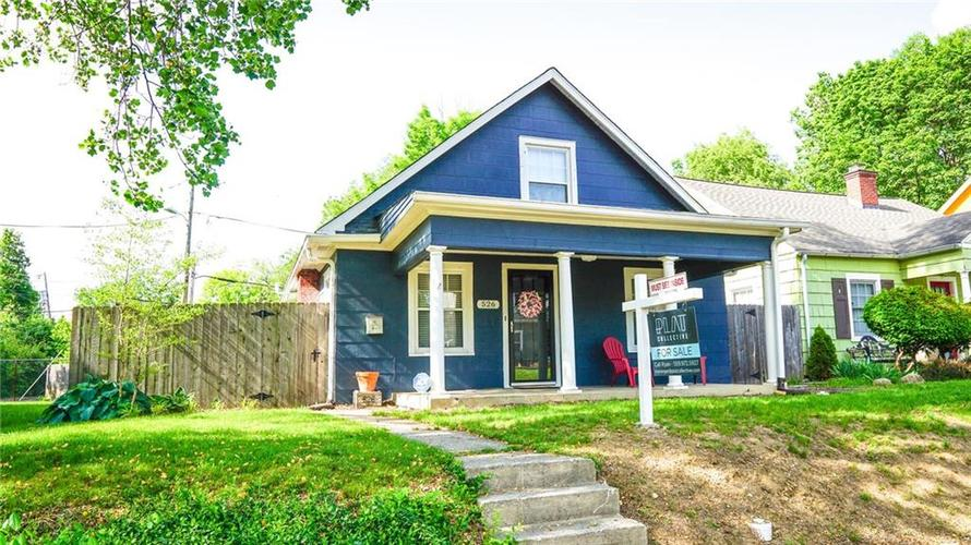 526 Powell Place Indianapolis IN 46205 | MLS 21714687 | photo 1
