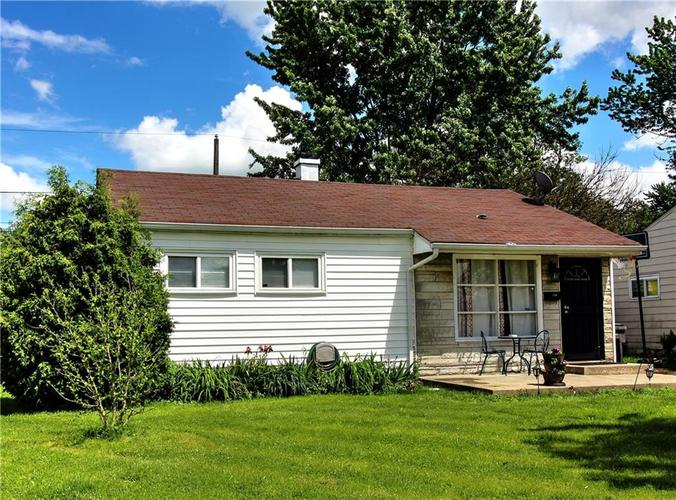 1809 Bauer Road Indianapolis IN 46218 | MLS 21714715 | photo 1