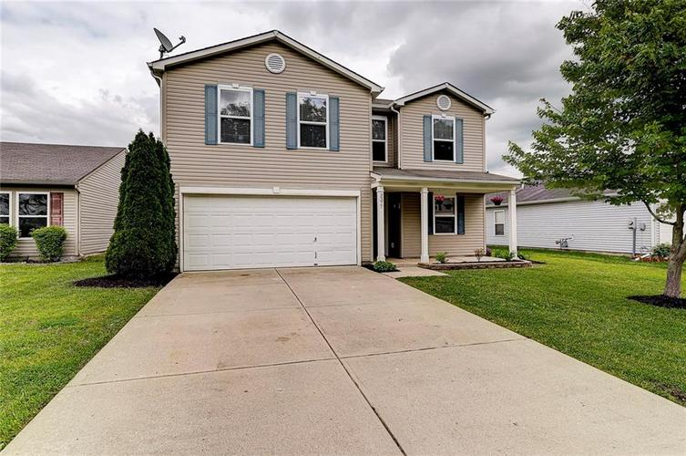 3377 Spring Wind Lane Indianapolis IN 46239 | MLS 21714825 | photo 1