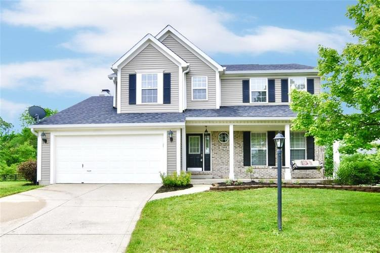 7408 Bancaster Drive Indianapolis IN 46268   MLS 21714915   photo 1