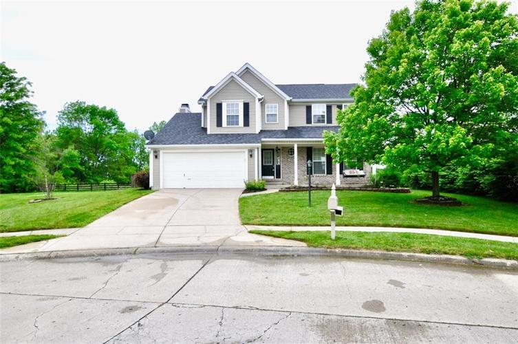 7408 Bancaster Drive Indianapolis IN 46268   MLS 21714915   photo 2