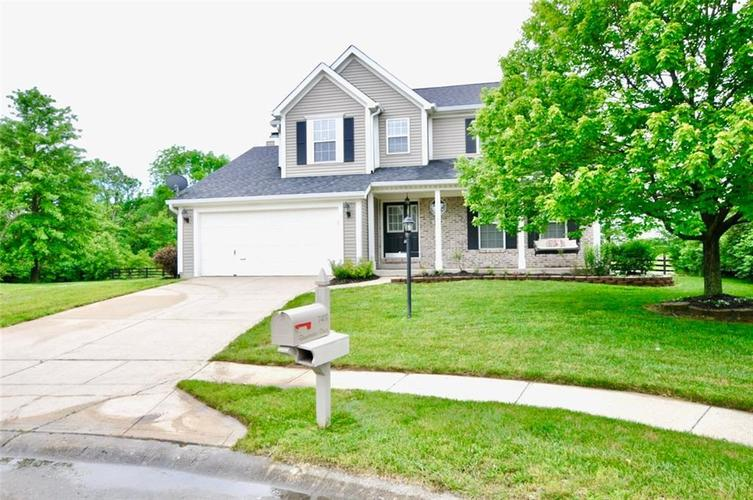 7408 Bancaster Drive Indianapolis IN 46268   MLS 21714915   photo 3