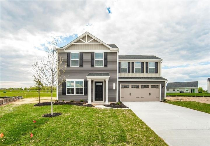 13831 N Zenas Court Camby IN 46113 | MLS 21715002 | photo 1