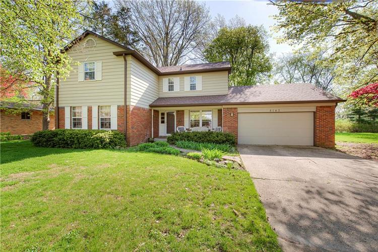 8147 Hoover Lane Indianapolis IN 46260   MLS 21715044   photo 1