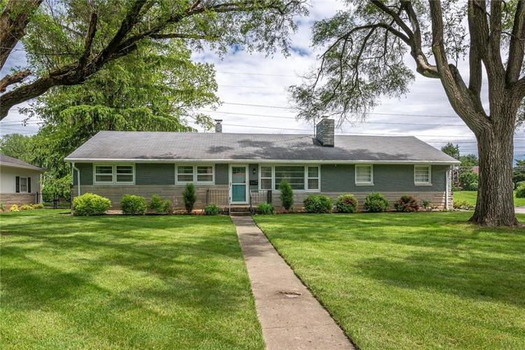 5803 N Parker Avenue Indianapolis IN 46220 | MLS 21715142 | photo 1