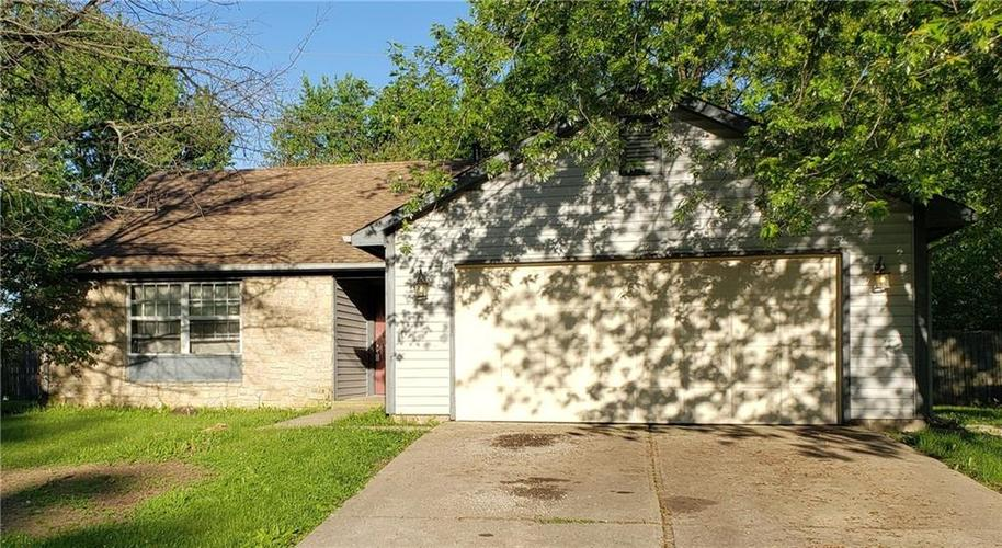 3181  CHERRY LAKE Road Indianapolis, IN 46235 | MLS 21715252