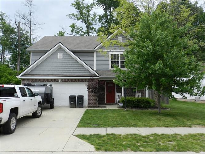 7228 Ponderosa Pines Place Indianapolis IN 46239 | MLS 21715438 | photo 1