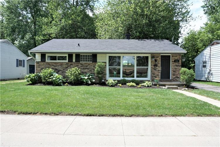334 S Grant Street Brownsburg IN 46112 | MLS 21715504 | photo 1