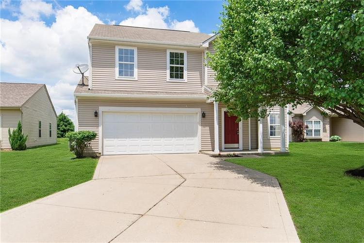 8242  ST CLIFFORD Court Indianapolis, IN 46239 | MLS 21715530
