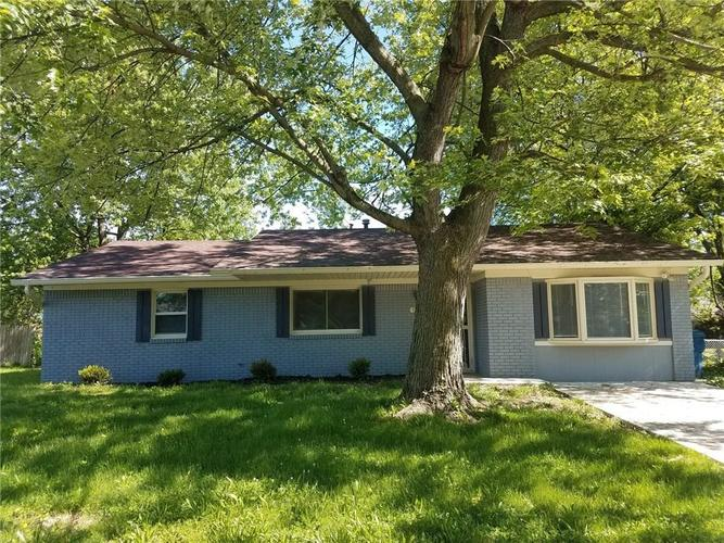 9908 E 24TH Street Indianapolis IN 46229 | MLS 21715548 | photo 1