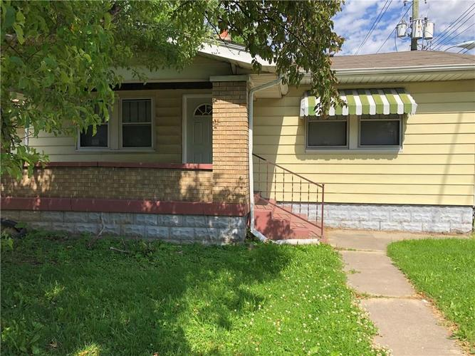 1017 N Denny Street Indianapolis IN 46201 | MLS 21715657 | photo 1
