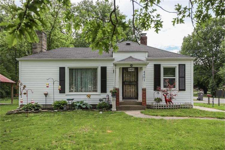 4401 Millersville Road Indianapolis IN 46205 | MLS 21715667 | photo 1