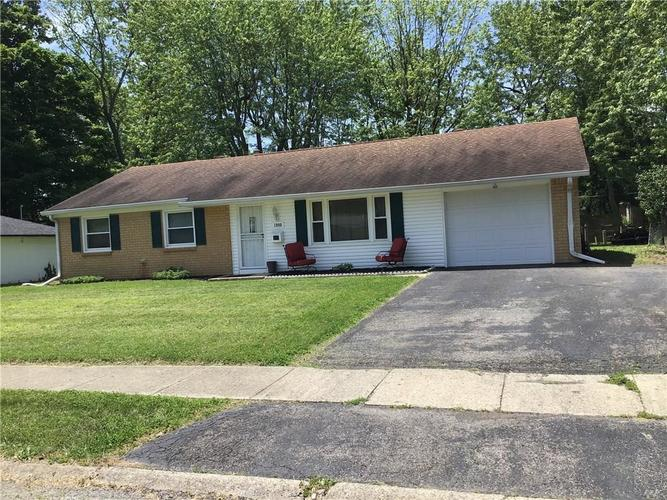1940  Fairhaven Drive Indianapolis, IN 46229   MLS 21715698