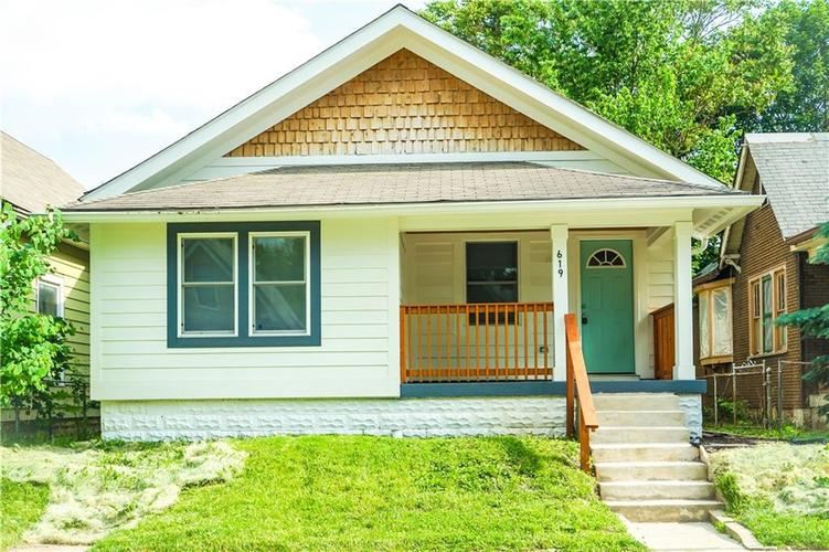 619 Lincoln Street Indianapolis IN 46203 | MLS 21715731 | photo 1