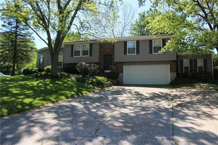 1015 BOGALUSA Court Indianapolis IN 46217 | MLS 21715748 | photo 1
