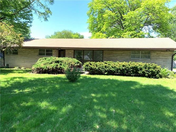 2130 Lee Drive Indianapolis IN 46227   MLS 21715809   photo 1