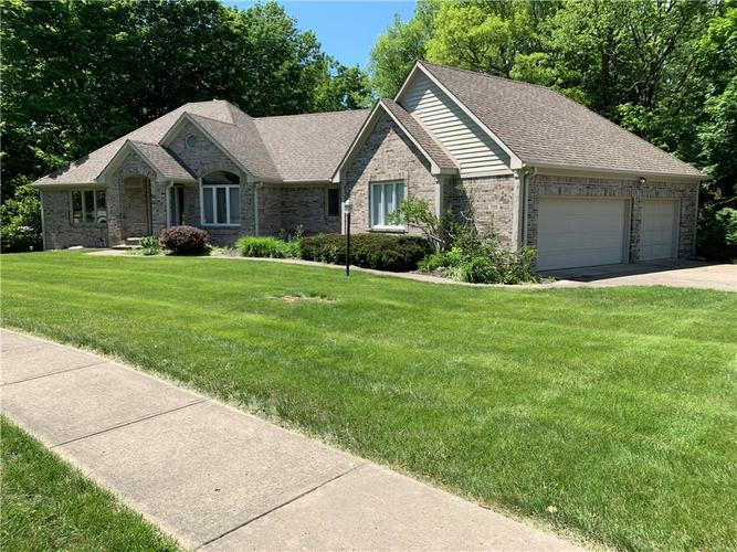 7028 Bluffridge Place Indianapolis IN 46278 | MLS 21715840 | photo 20