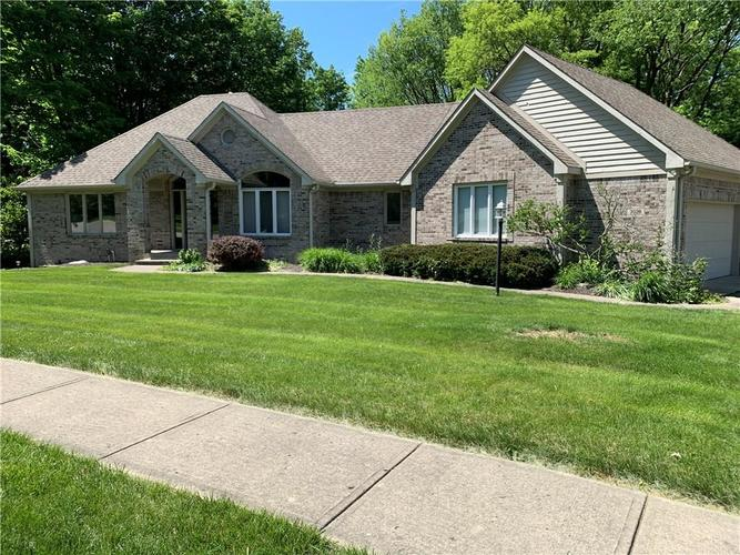7028 Bluffridge Place Indianapolis IN 46278 | MLS 21715840 | photo 21