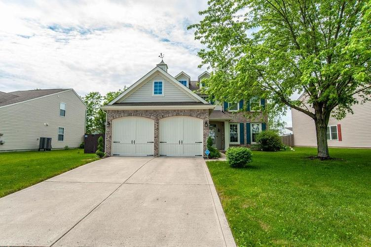 6271 Runnymede Court Camby IN 46113 | MLS 21715927 | photo 1