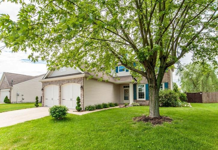 6271 Runnymede Court Camby IN 46113 | MLS 21715927 | photo 2