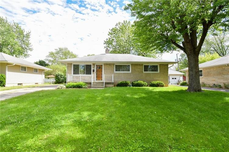 7705 E 49th Street Indianapolis IN 46226   MLS 21715978   photo 1