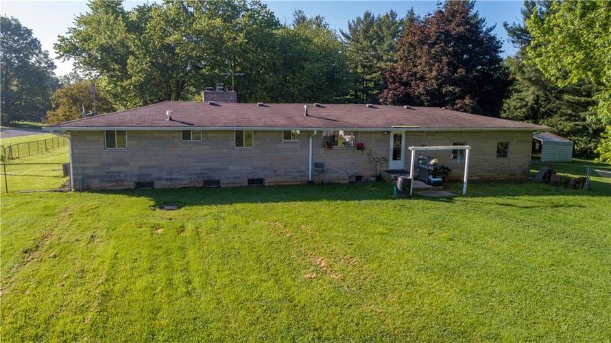 7870 S Mooresville Road Camby IN 46113 | MLS 21716057 | photo 17