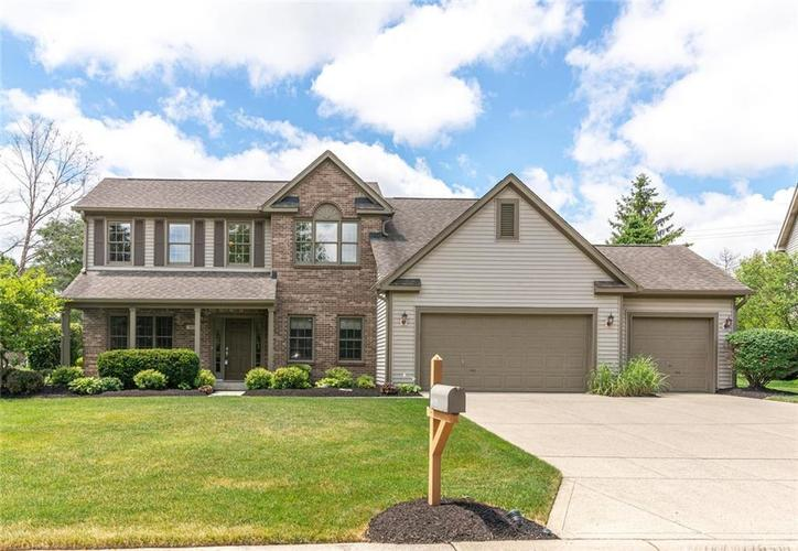 4835 PINEBROOK Drive Noblesville IN 46062 | MLS 21716135 | photo 1