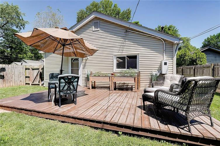 1927 E 69TH Street Indianapolis IN 46220 | MLS 21716180 | photo 28