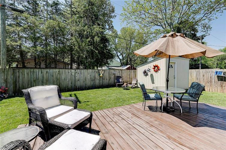 1927 E 69TH Street Indianapolis IN 46220 | MLS 21716180 | photo 29