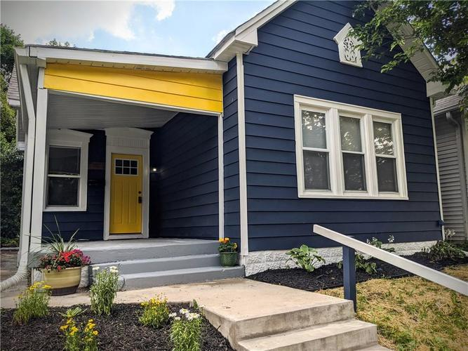 611 LINCOLN Street Indianapolis IN 46203 | MLS 21716223 | photo 1