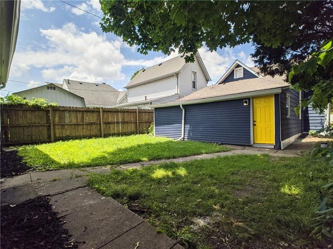 611 LINCOLN Street Indianapolis IN 46203 | MLS 21716223 | photo 16