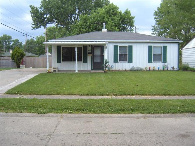 3589 N Lynhurst Drive Indianapolis IN 46224 | MLS 21716528 | photo 1