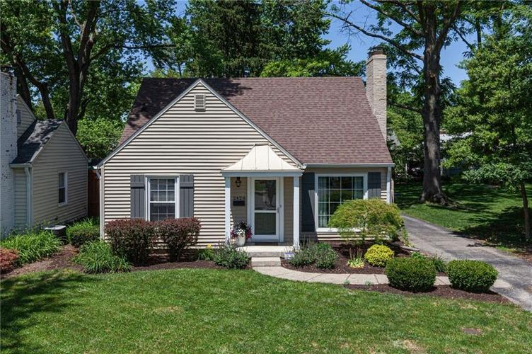2428 McLeay Drive Indianapolis IN 46220 | MLS 21716608 | photo 1